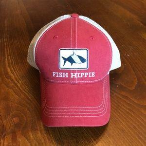 Red Fish Hippie Hat